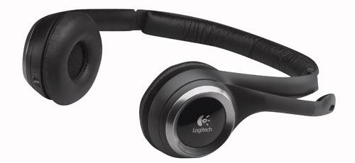 Ecouteurs Logitech Sans Fil Clearchat Pc Wireless Blogeek