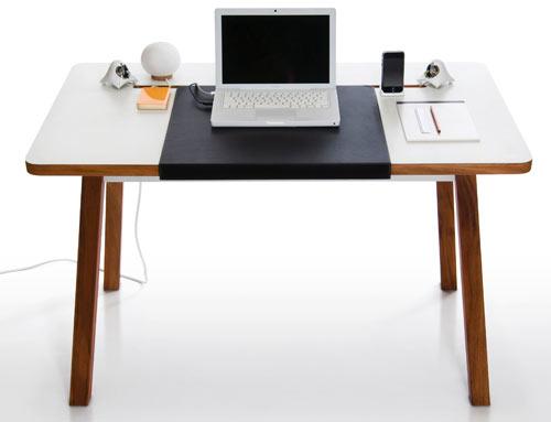 Studiodesk: un bureau pour ordinateur portable blogeek