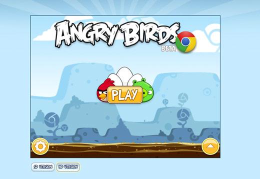 Jouez angry birds en ligne gratuitement blogeek - Angry birds gratuit en ligne ...