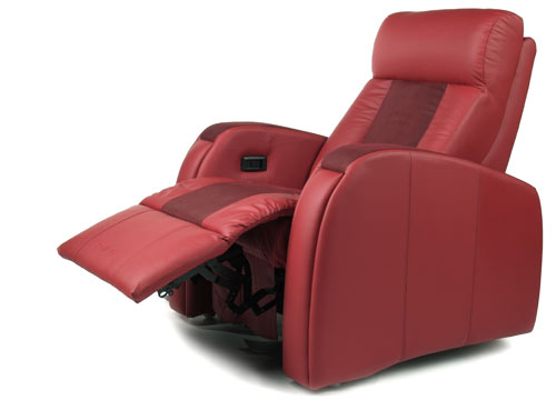 d box quest un fauteuil qui secoue vos s ances de home cinema blogeek. Black Bedroom Furniture Sets. Home Design Ideas