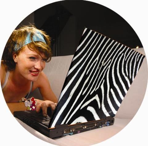 personnaliser son ordinateur portable blogeek. Black Bedroom Furniture Sets. Home Design Ideas