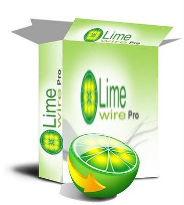 برنامج لتحميل اغاني افلام و فيديو LimeWire Limewire