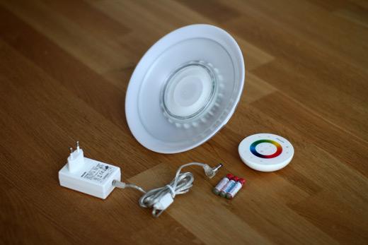 la lampe est disponible chez amazonfr au prix de 99 - Lampe Philips Living Colors Prix