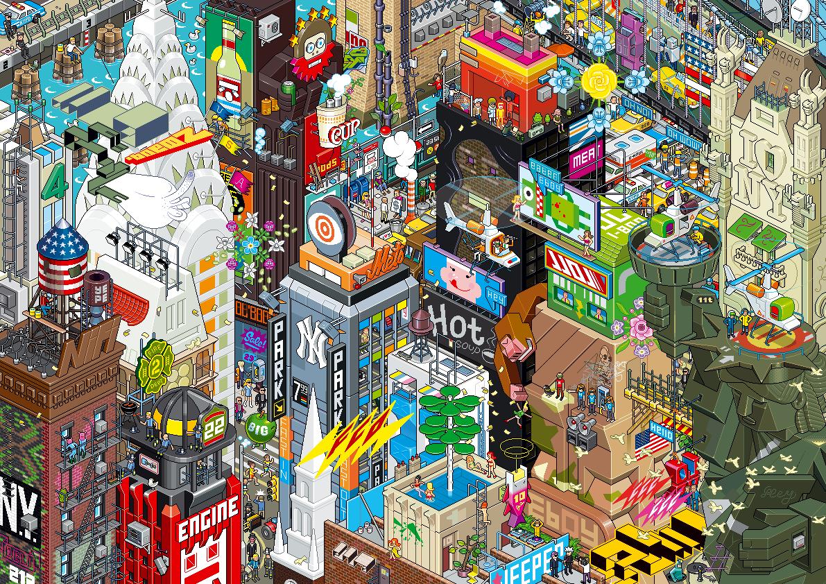 Transformer Une Image En Gros Pixels Comment ça Marche