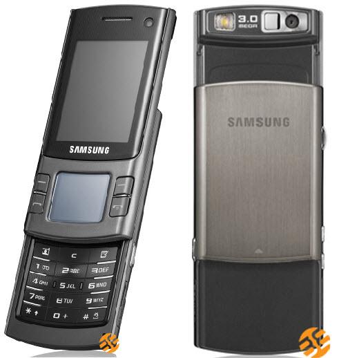 samsung gt s7330 nouveau t l phone portable blogeek. Black Bedroom Furniture Sets. Home Design Ideas
