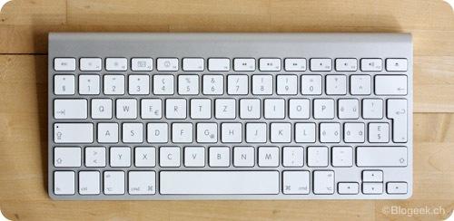 clavier apple. Black Bedroom Furniture Sets. Home Design Ideas