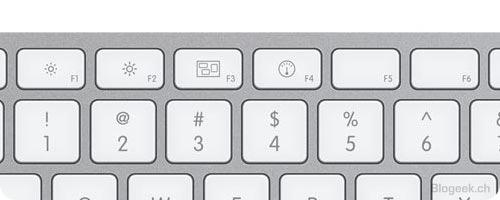 Test nouvel apple imac 24 alu 2 8ghz blogeek for Reduire fenetre mac