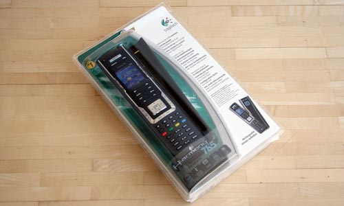 T l commande universelle logitech harmony 785 - Programmer telecommande universelle ...