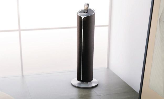 dtm5096 colonne philips fidelio avec double station d. Black Bedroom Furniture Sets. Home Design Ideas